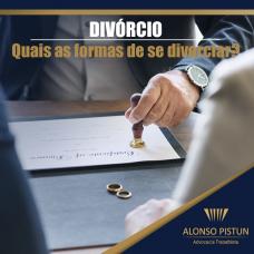 Divórcio - Quais As Formas de se Divorciar?